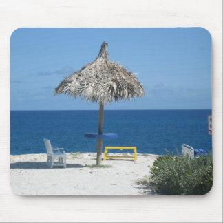 Karibischer Strand Mousepad