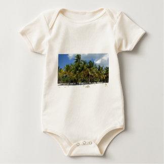 karibisches Paradies Baby Strampler