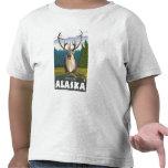 Karibu im wilden - Latouche, Alaska Shirts