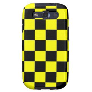 Karierter Kasten Samsung-Galaxie-S Samsung Galaxy S3 Etui