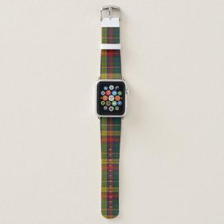 Kariertes Apple Uhrenarmband Buchanans Apple Watch Armband