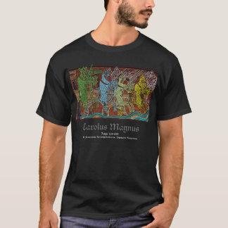 Karl der Große (schwarzer T - Shirt) T-Shirt
