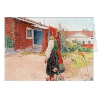 Karl Larsson das Falun Zuhause Karte