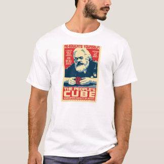 Karl Marx - der Würfel der Leute: OHP T - Shirt