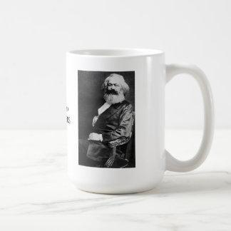 Karl Marx Kaffeetasse