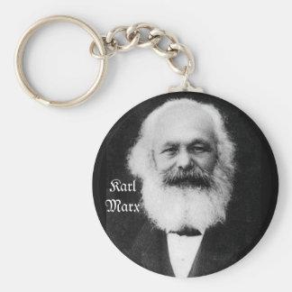 Karl Marx keychain Schlüsselanhänger