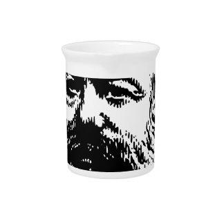 Karl Marx - Kommunismus Getränke Pitcher