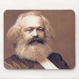 Karl Marx mousepad