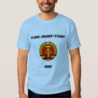 Karl-Marx-Stadt, DDR, Chemnitz, Deutschland Hemden