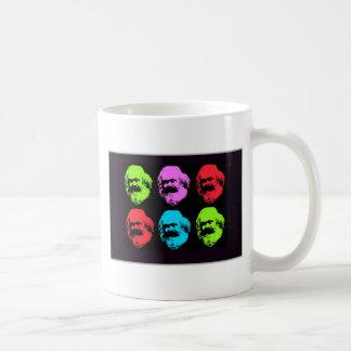 Karl- Marxcollage Teetasse