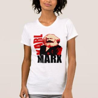 Karl- Marxporträt - Sozialist und Kommunist T-Shirt