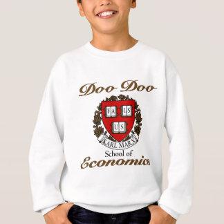 Karl- Marxschule von Doo Doo Wirtschaft Sweatshirt