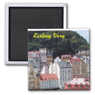Karlovy Vary-Magnet Kühlschrankmagnet