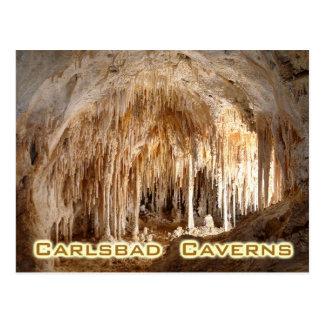 Karlsbad-Höhlen Nationalpark, New Mexiko Postkarten