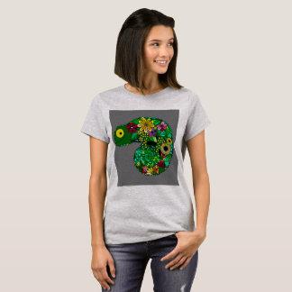 Karma-Chamäleon-T - Shirt