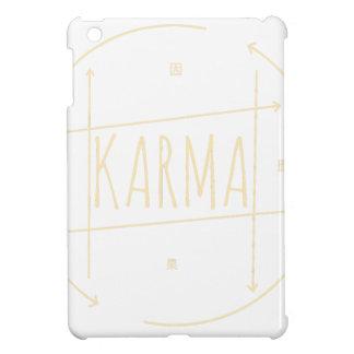 Karma (für dunklen Hintergrund) iPad Mini Hülle