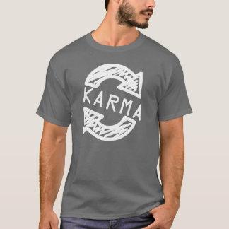 KARMA Grafik-T-Stück T-Shirt