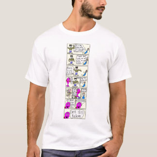 Karma hasst Tyrann-T - Shirt