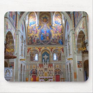 Karmelitenkirche Mauspads