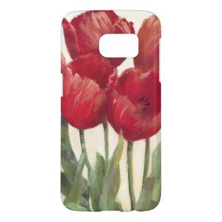 Karminrote Tulpen