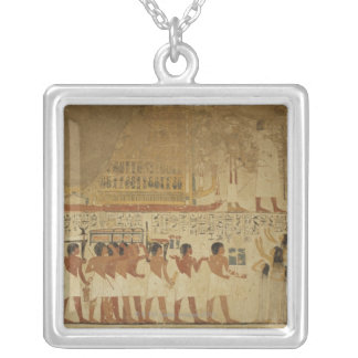 Karnak Tempel Luxor, Ägypten Versilberte Kette
