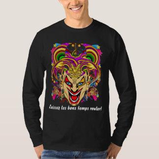 Karneval alle Arten MÄNNER dunkle Ansicht deutet T-Shirt