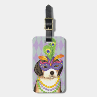 Karneval-Beagle Gepäckanhänger