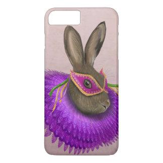 Karneval-Hasen 4 iPhone 8 Plus/7 Plus Hülle