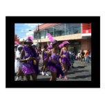 Karneval in Trinidad Postkarten