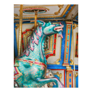Karneval - Jahr des Drachen Flyer
