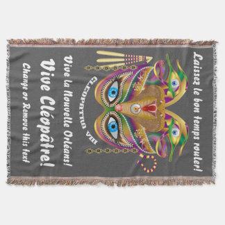 Karneval Kleopatra-VIII gelesen über Entwurf unten Decke