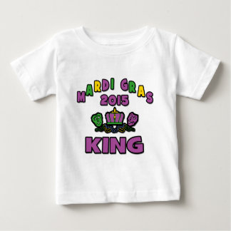 Karneval-König 2015 Baby T-shirt