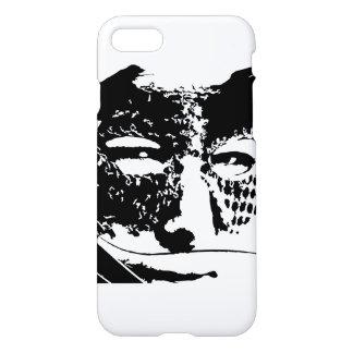 Karneval-Maske iPhone 8/7 Hülle