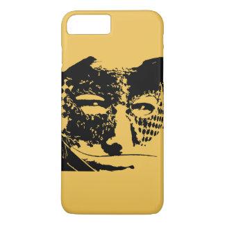 Karneval-Maske iPhone 8 Plus/7 Plus Hülle