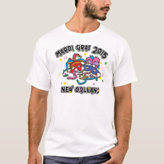 Karneval New Orleans 2015 T-Shirt
