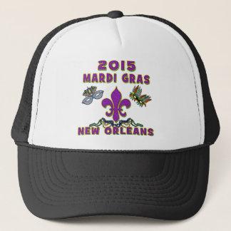 Karneval New Orleans 2015 Truckerkappe