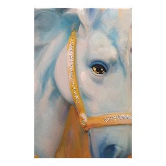 Karneval-Pferd Briefpapier