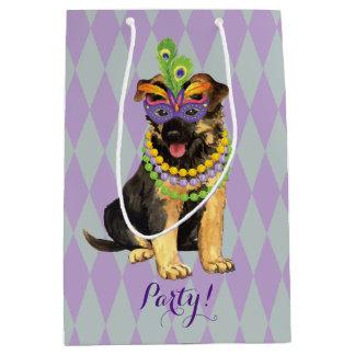 Karneval-Schäferhund Mittlere Geschenktüte