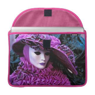 Karneval von Venedig Sleeve Für MacBook Pro