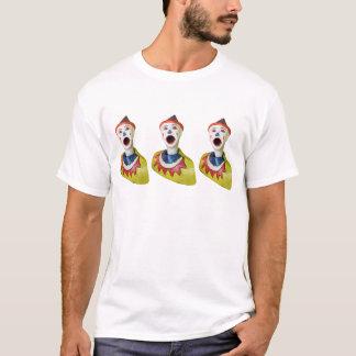 Karnevals-Clown T-Shirt