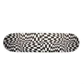 Karo-Drehung Personalisiertes Deck
