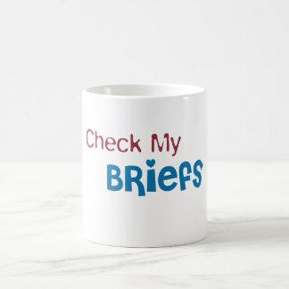 Karo meine Memoranden Kaffeetasse