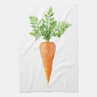 Karotte Handtuch