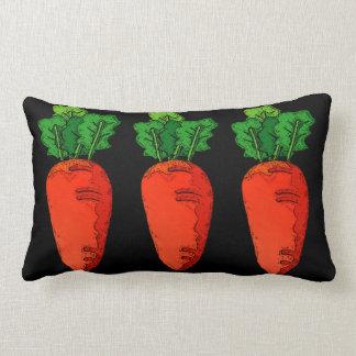 Karotten Lendenkissen