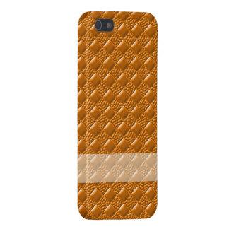 Karotten-Orange iPhone 5 Cover