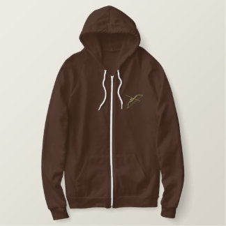 Karpfen-Bogen Hoodie
