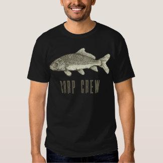 Karpfen-Crew T Shirt