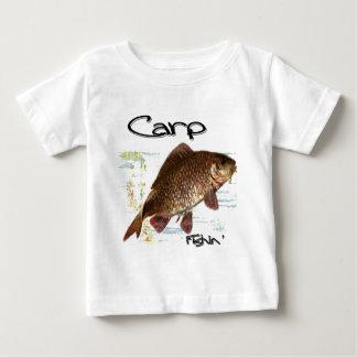 Karpfen Fishin Baby T-shirt