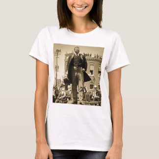 Karte 1905 Teddy Roosevelt Stereoview Vintag T-Shirt