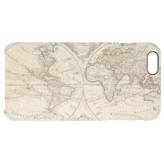 Karte 2 durchsichtige iPhone 6 plus hülle